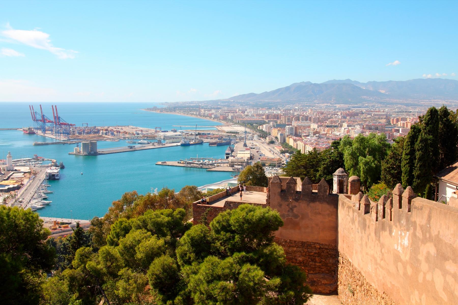 Vacaciones baratas: 17 destinos económicos: Málaga