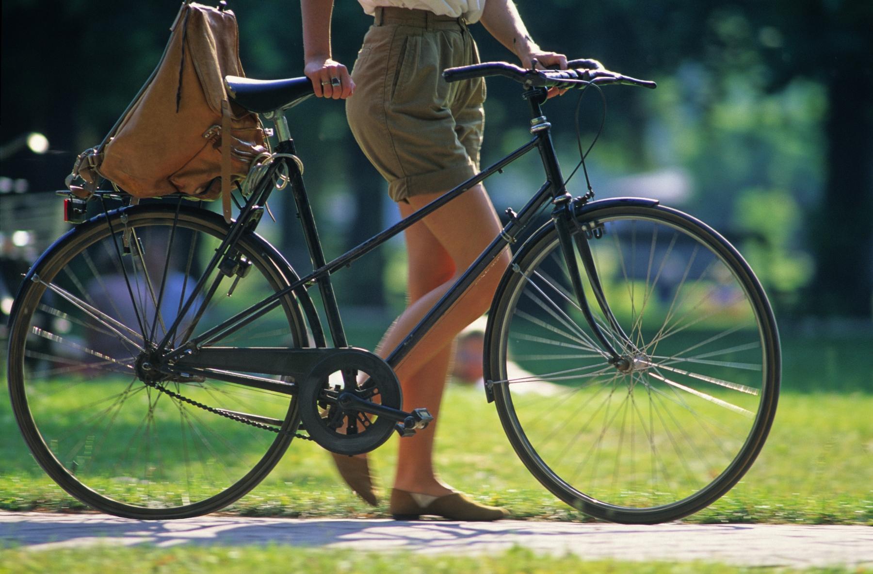 Fahrradfreundliche Inseln