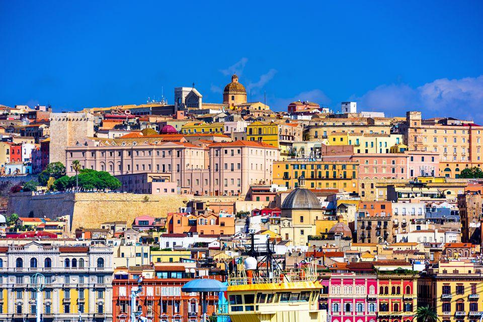 Cagliari Sardegna - isole italiane più belle