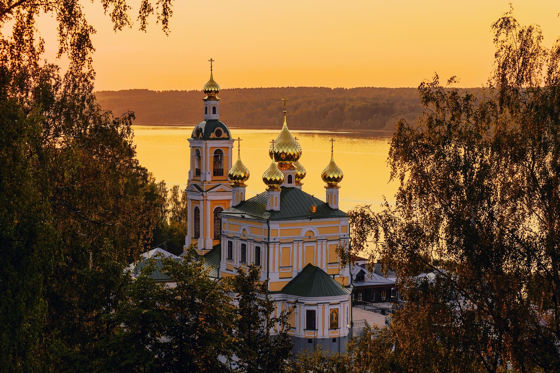Лучшие места России для путешествия: золотой Плес