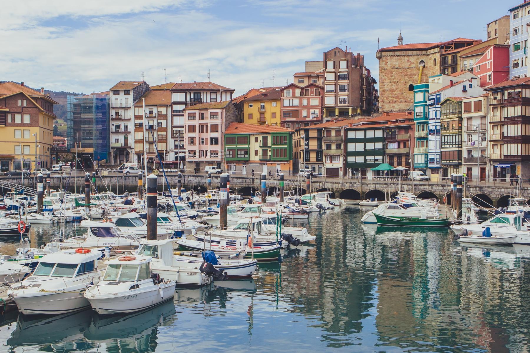 Los 20 pueblos costeros más bonitos de España: Bermeo