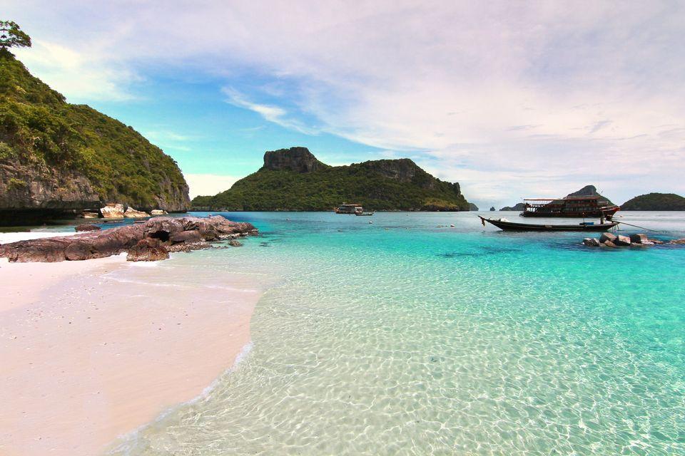 Tayland Koh Samui adası