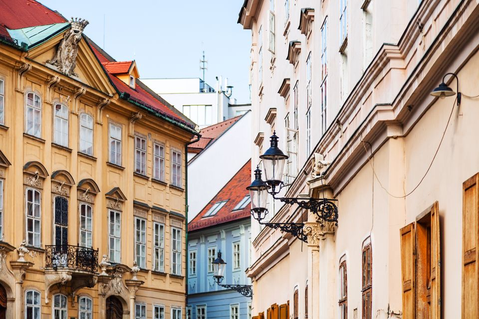 Bratislava Old Town is great for a low-cost summer holiday