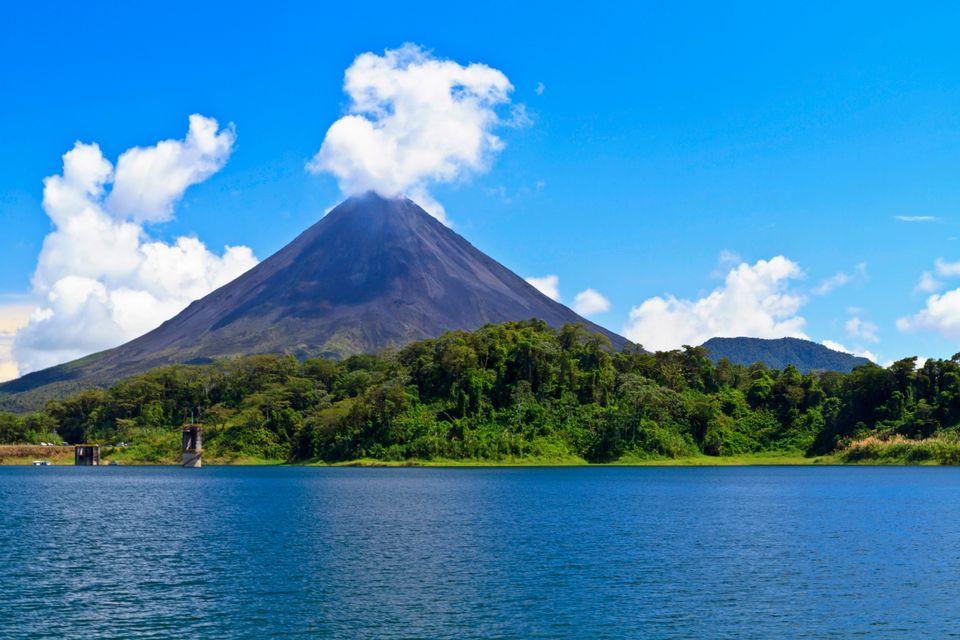 Arenal, ruta por Centroamérica