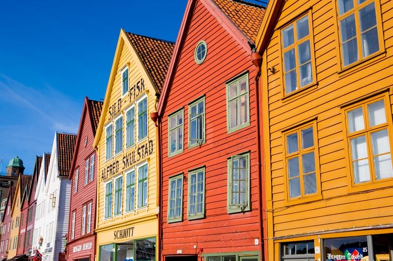 Bergen Fiyortlar