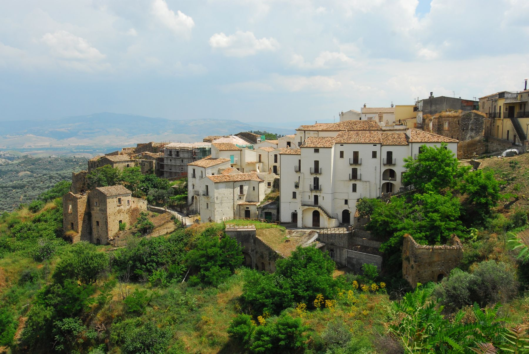 Aliano - Road trip in Basilicata