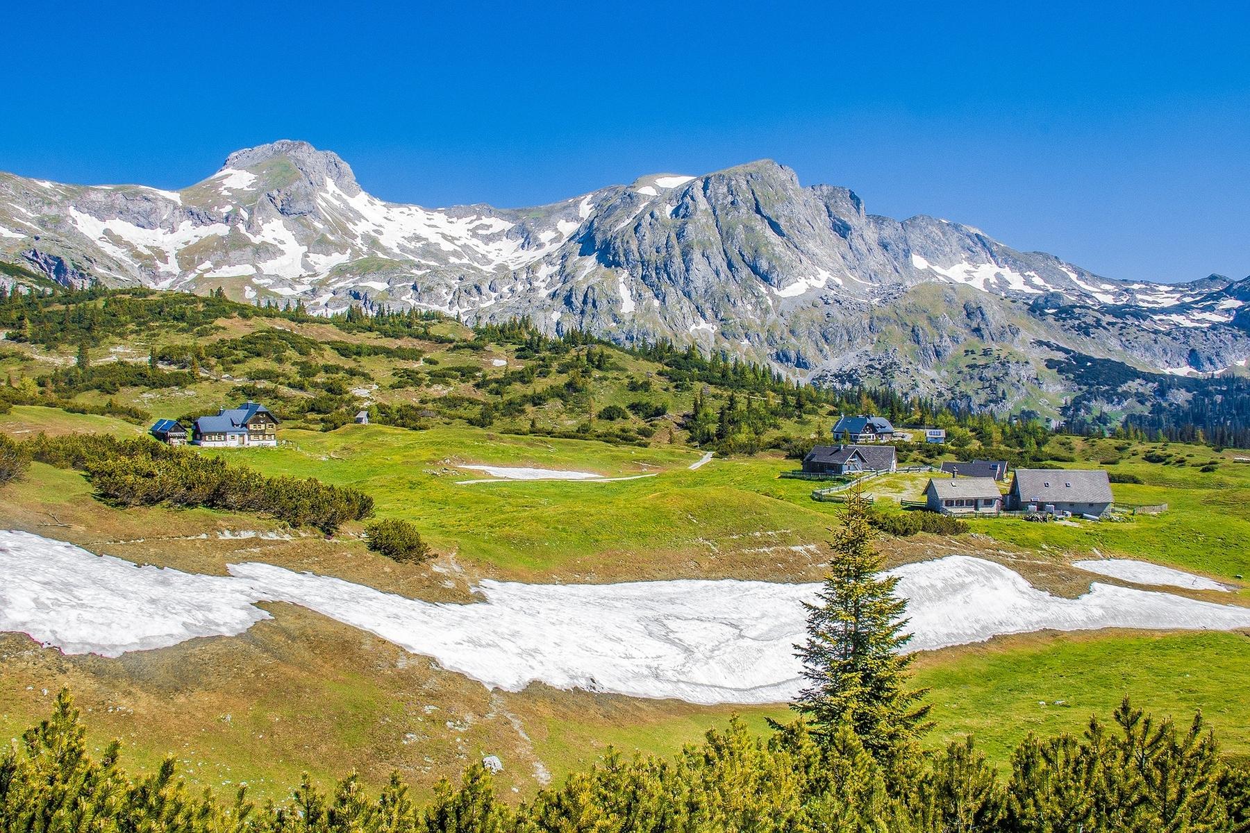Hochschwab: Naturwunder Österreichs