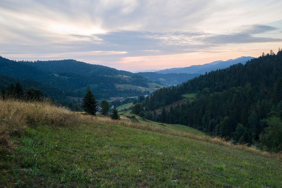 Dzika jesień: Góry Bialskie