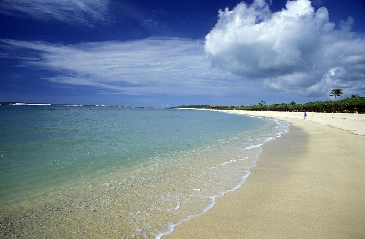 Kuta Beach.