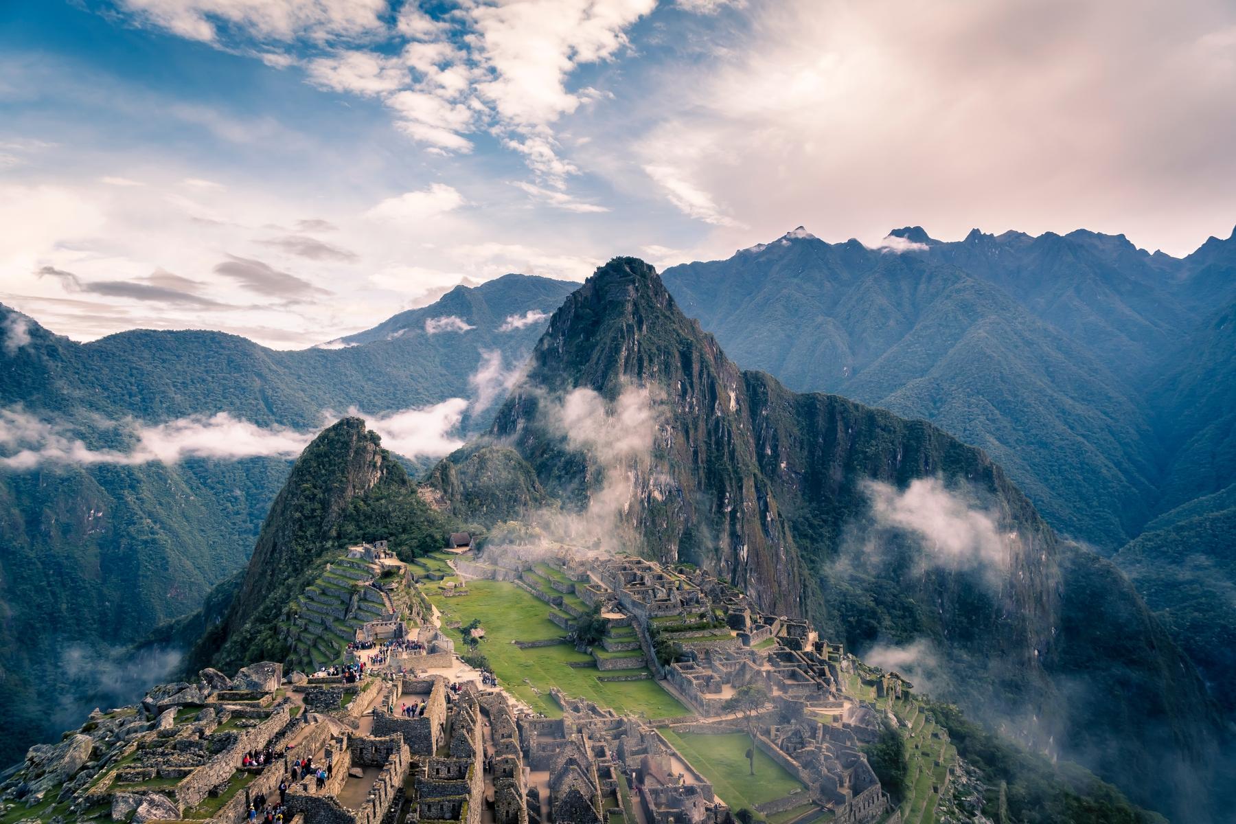 秘魯印加古道