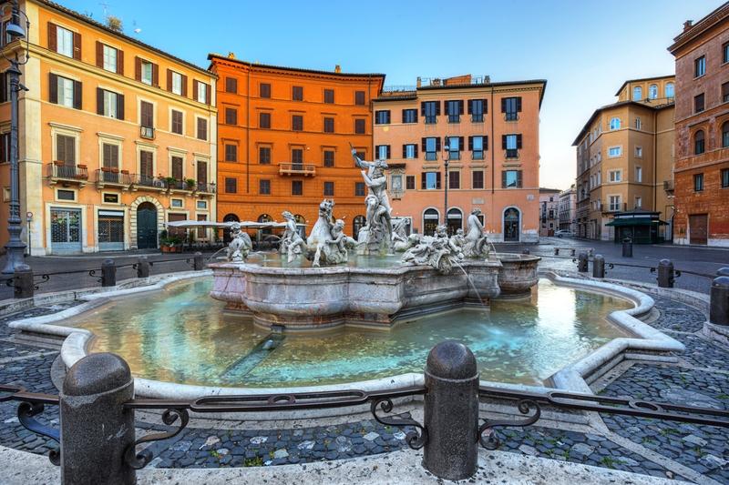 Quartieri di Roma: Piazza Navona