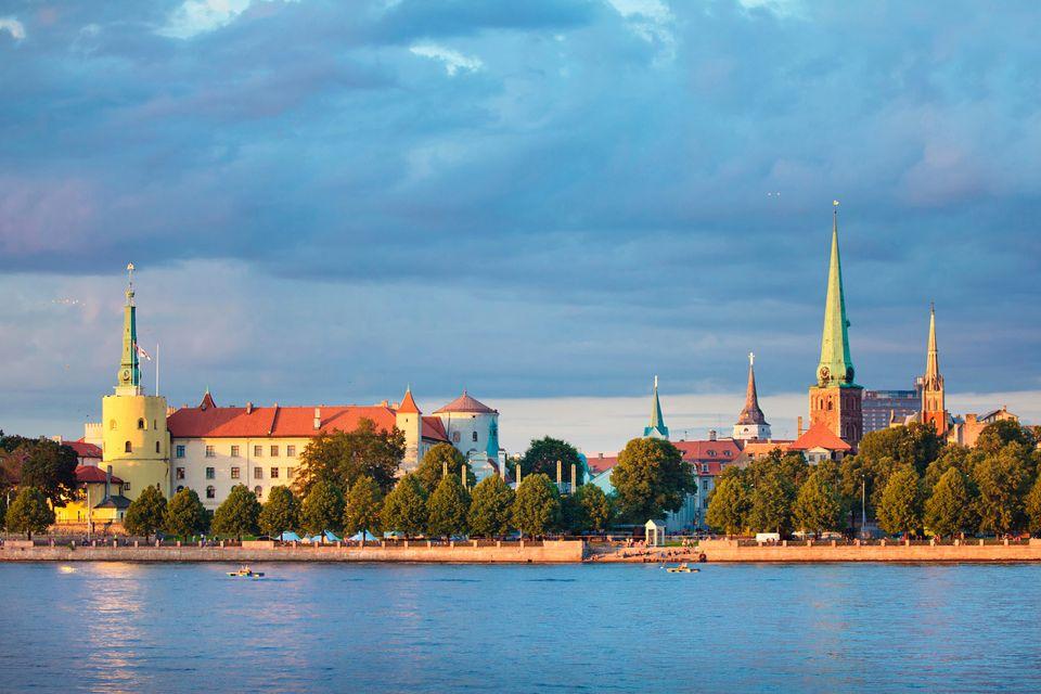Ρίγα, Λετονία - ταξίδια στις πόλεις του εξωτερικού