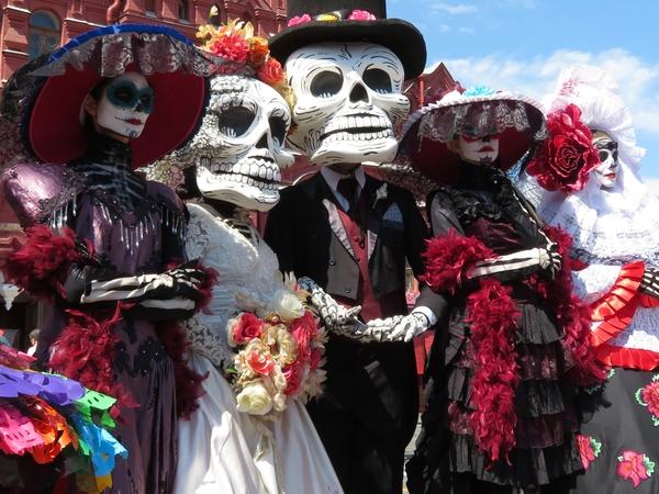 メキシコ 死者の日