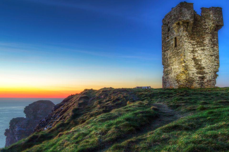 Montpelier Hill, Irlandia