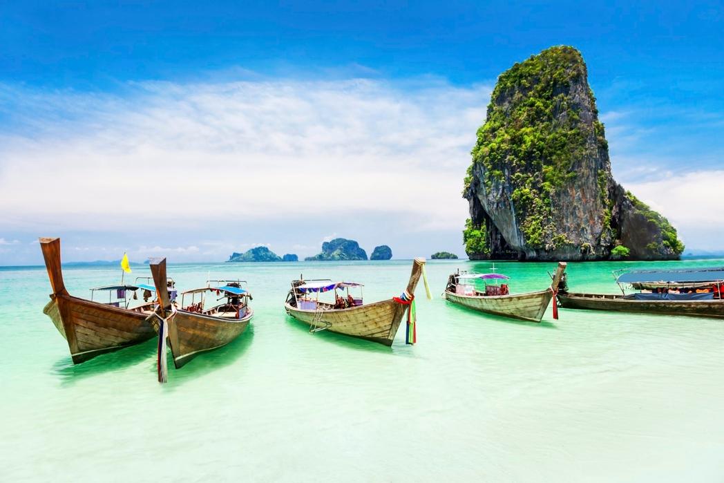 Dla takich widoków polujesz na loty do Tajlandii