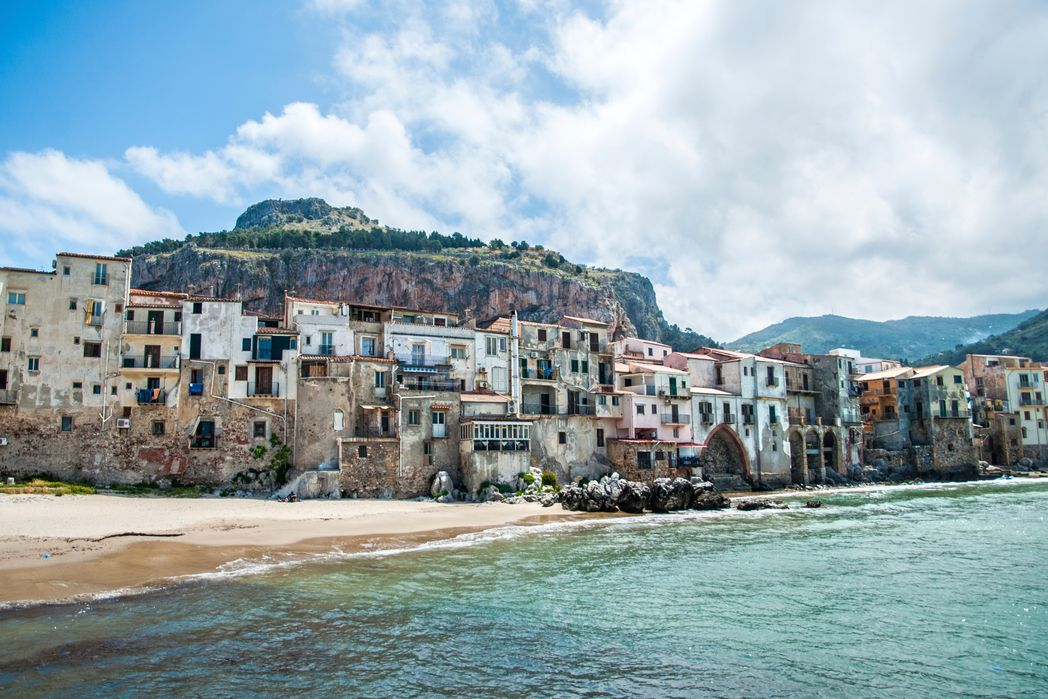 Spiagge di Palermo - Cefalù