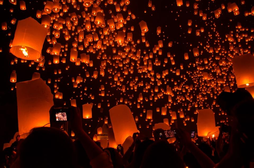 Fête Thaïlande