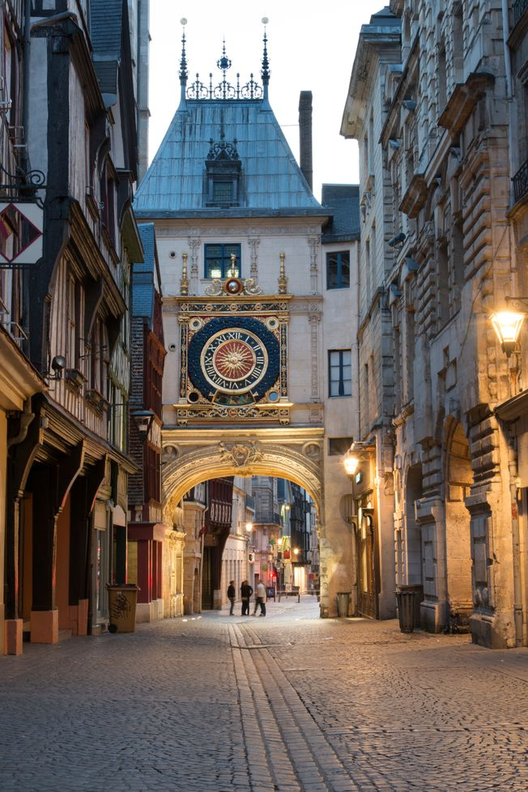 Must-sees in der Normandie: Rouen
