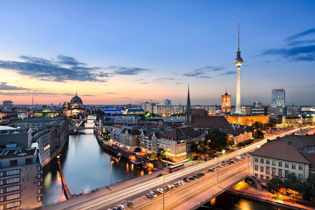 Flight deals to Europe: Berlin