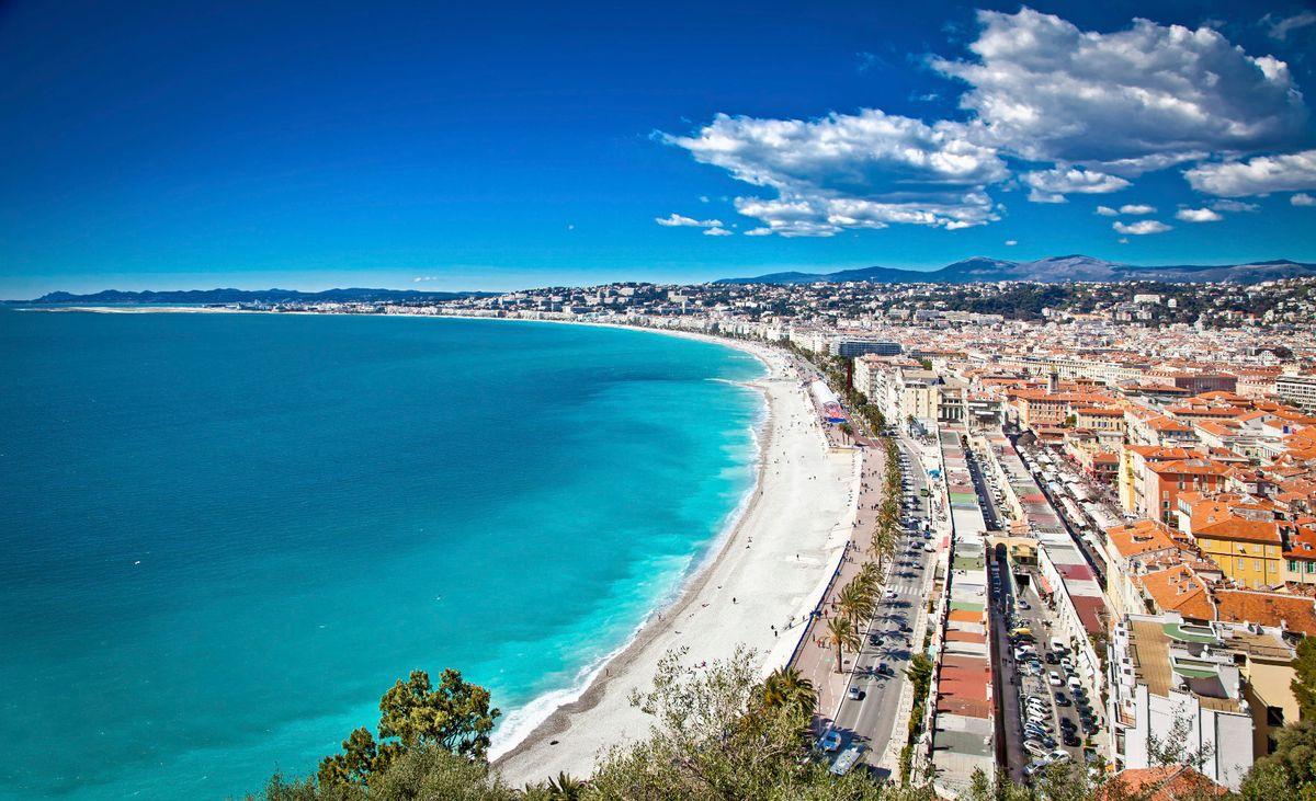 Cosa vedere a Nizza Promenade des Anglais