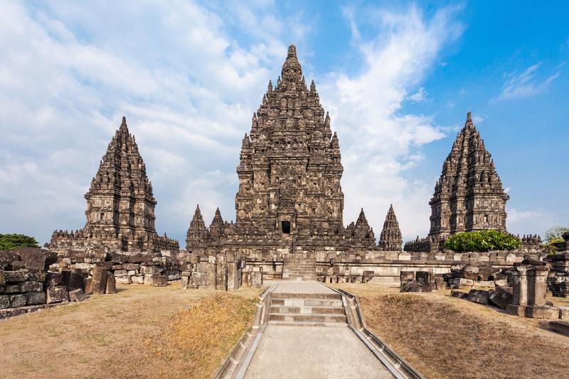 Indonesien und Thailand