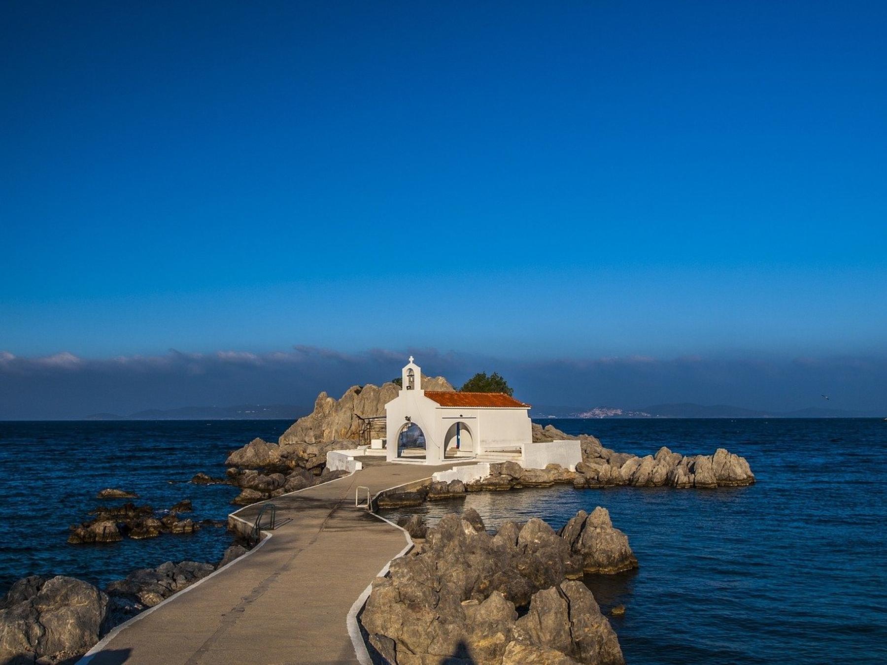 Wenig bekannte Inseln: Chios
