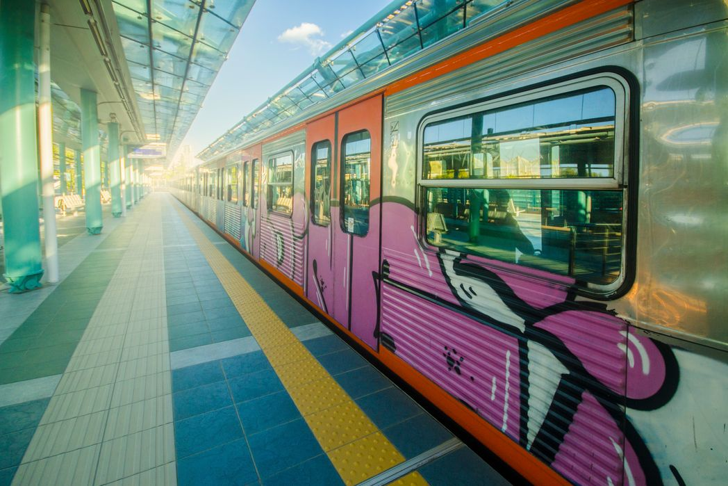 The Athens Electric Railway is a great way to get around Athens and Pireaus