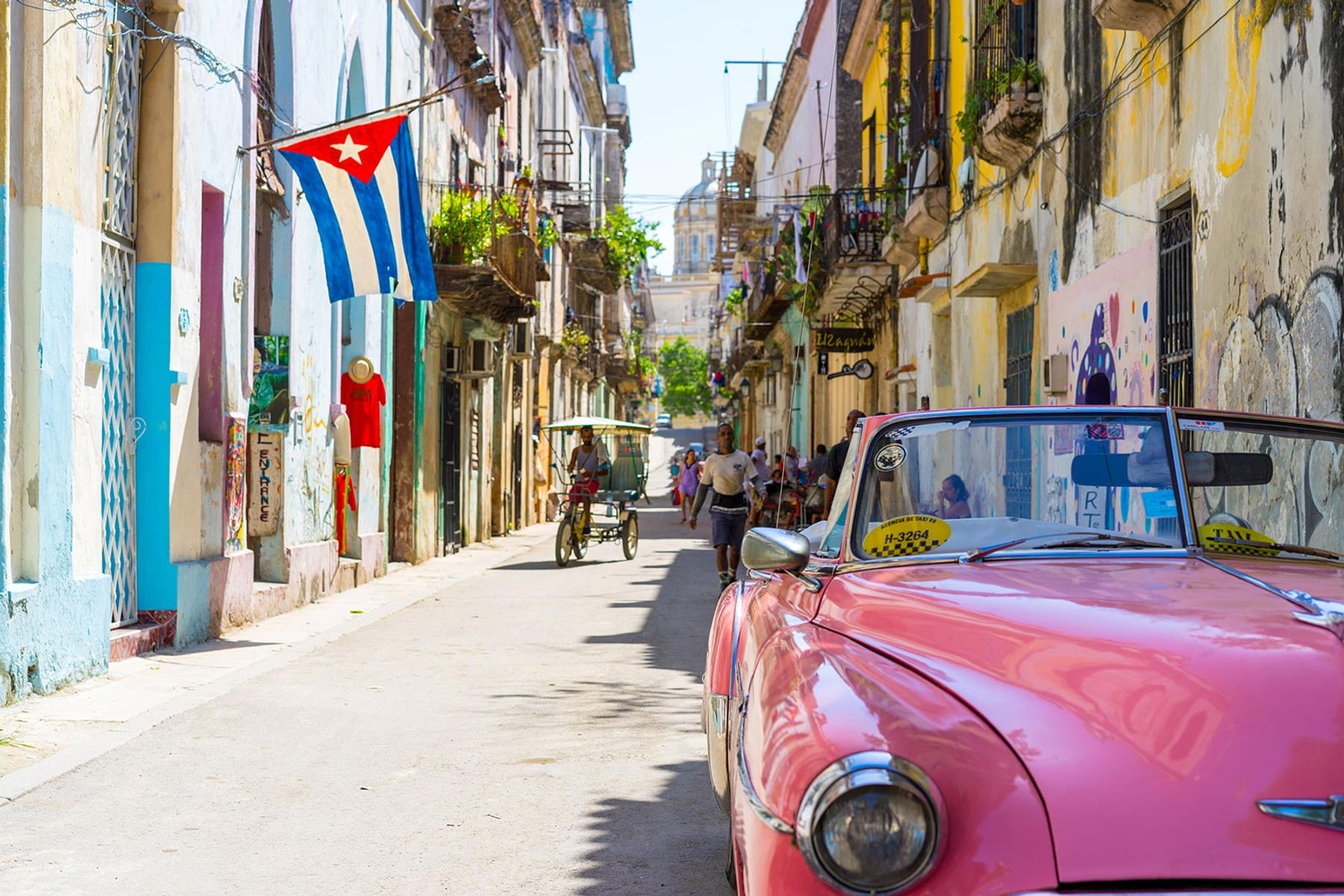 Férias dos sonhos em Cuba