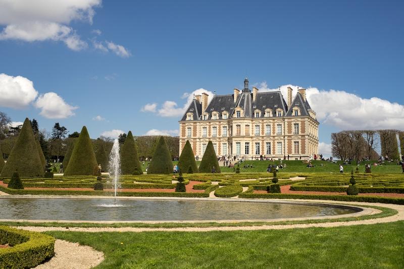 パリのソー公園(Parc de Sceaux)