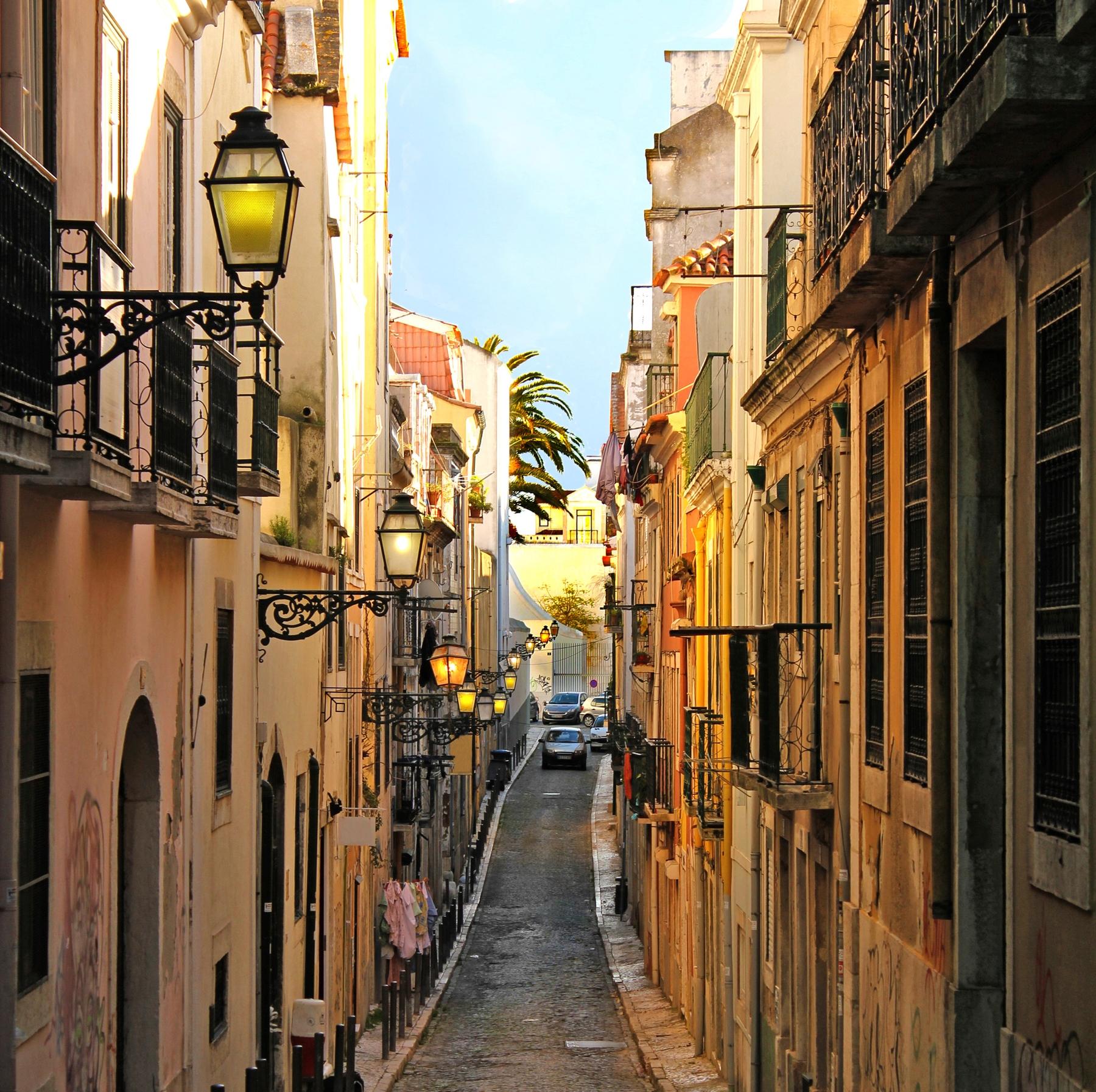 Stedentrip Europa Lissabon Portugal
