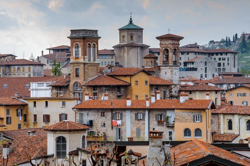 Bergamo cosa vedere: Bergamo Alta