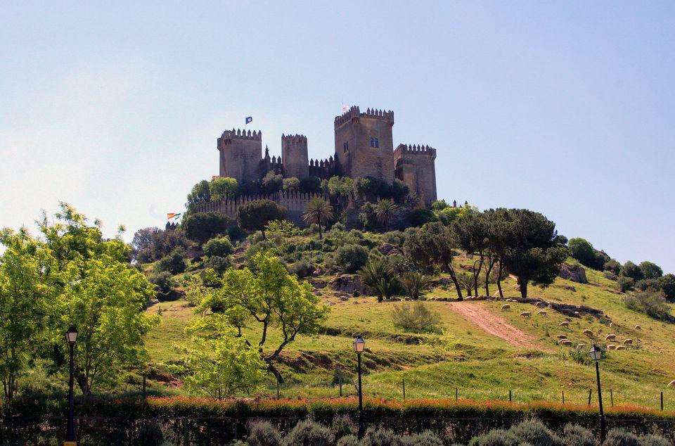 castillo de Almodóvar que ver provincia de Córdoba