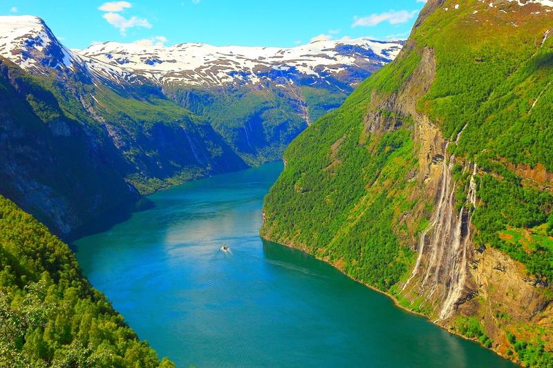 Il postale: Norvegia