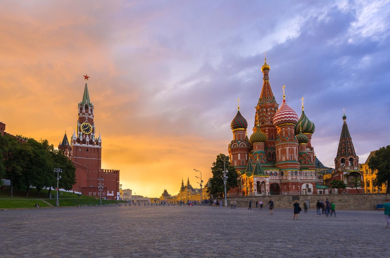 Mosca cosa vedere: Piazza Rossa