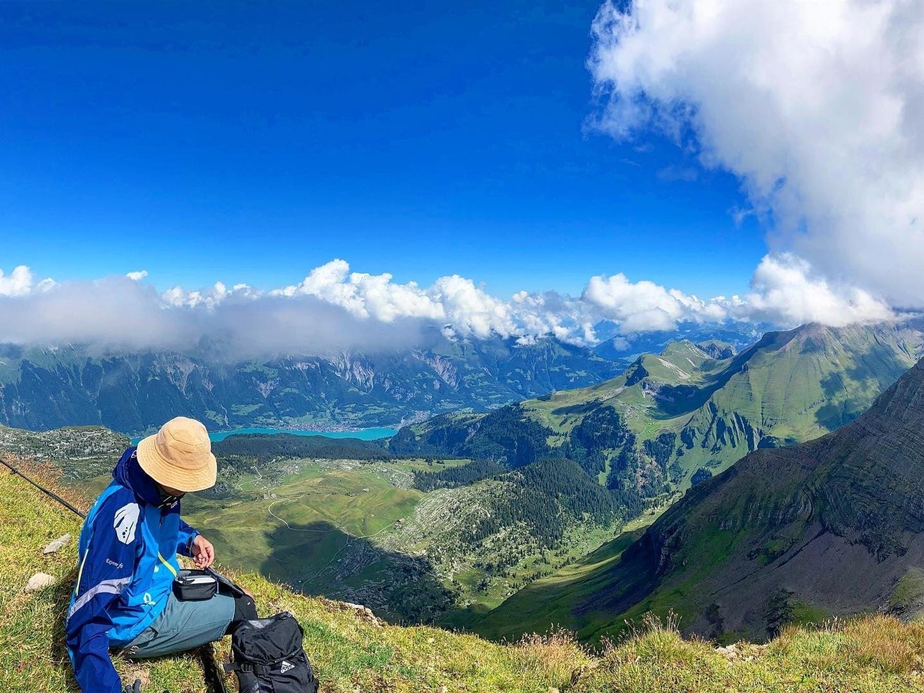Eine Alpenüberquerung ist ein Muss für jeden passionierten Wanderer
