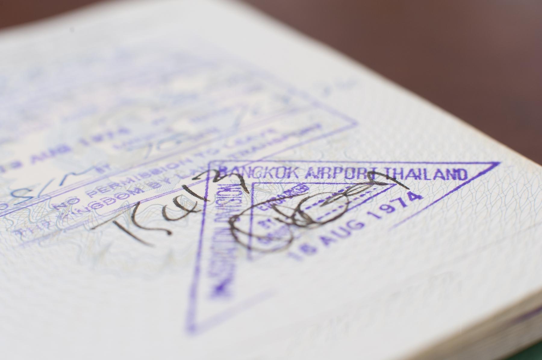Vakantie in meerdere landen: reisdocumenten