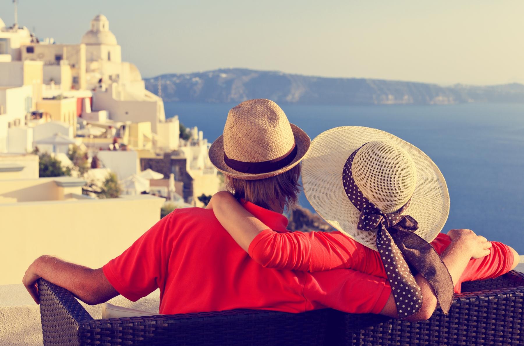 Lange vakantie in Griekenland