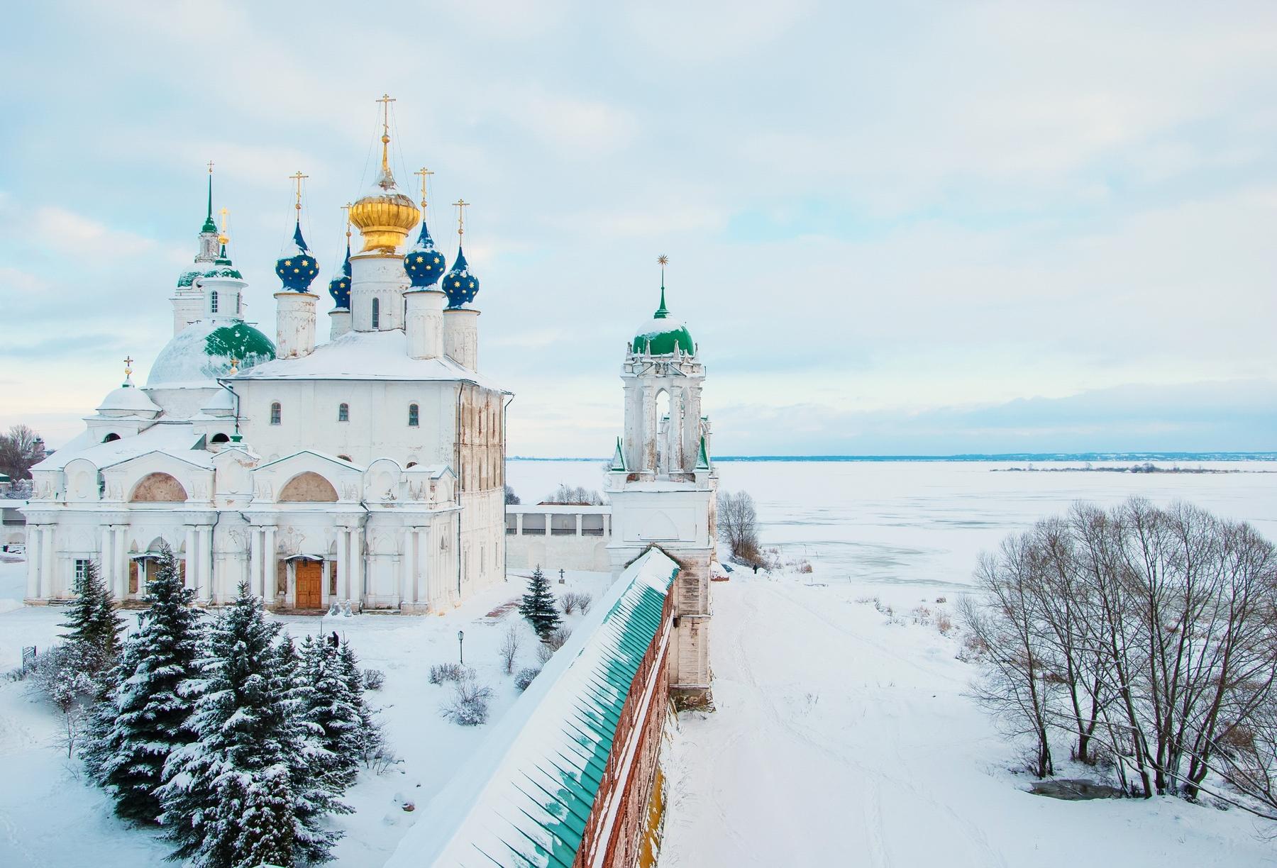 Ростов Великий прекрасен в любое время года.