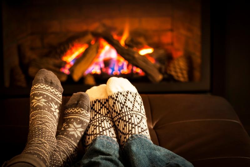 Tipps für einen angenehmen Flug: Warme Socken für für den Flug