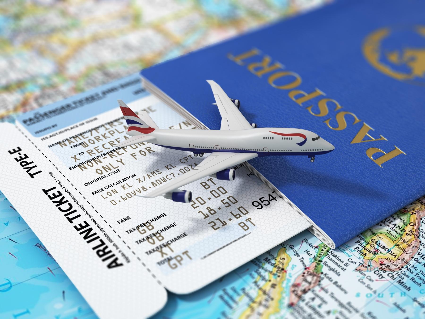Conserva siempre las tarjetas de embarque para una posible reclamación.