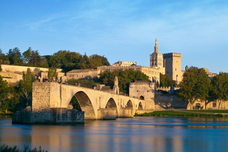 Pont Saint Bénezet, Avignone