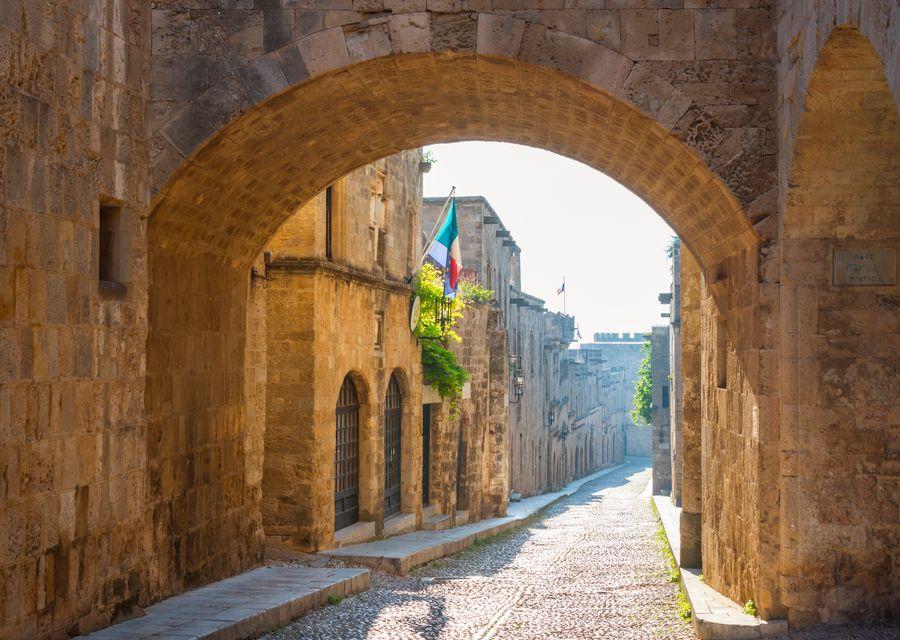 Eurowings Black Friday Angebote: Rhodos, Griechenland