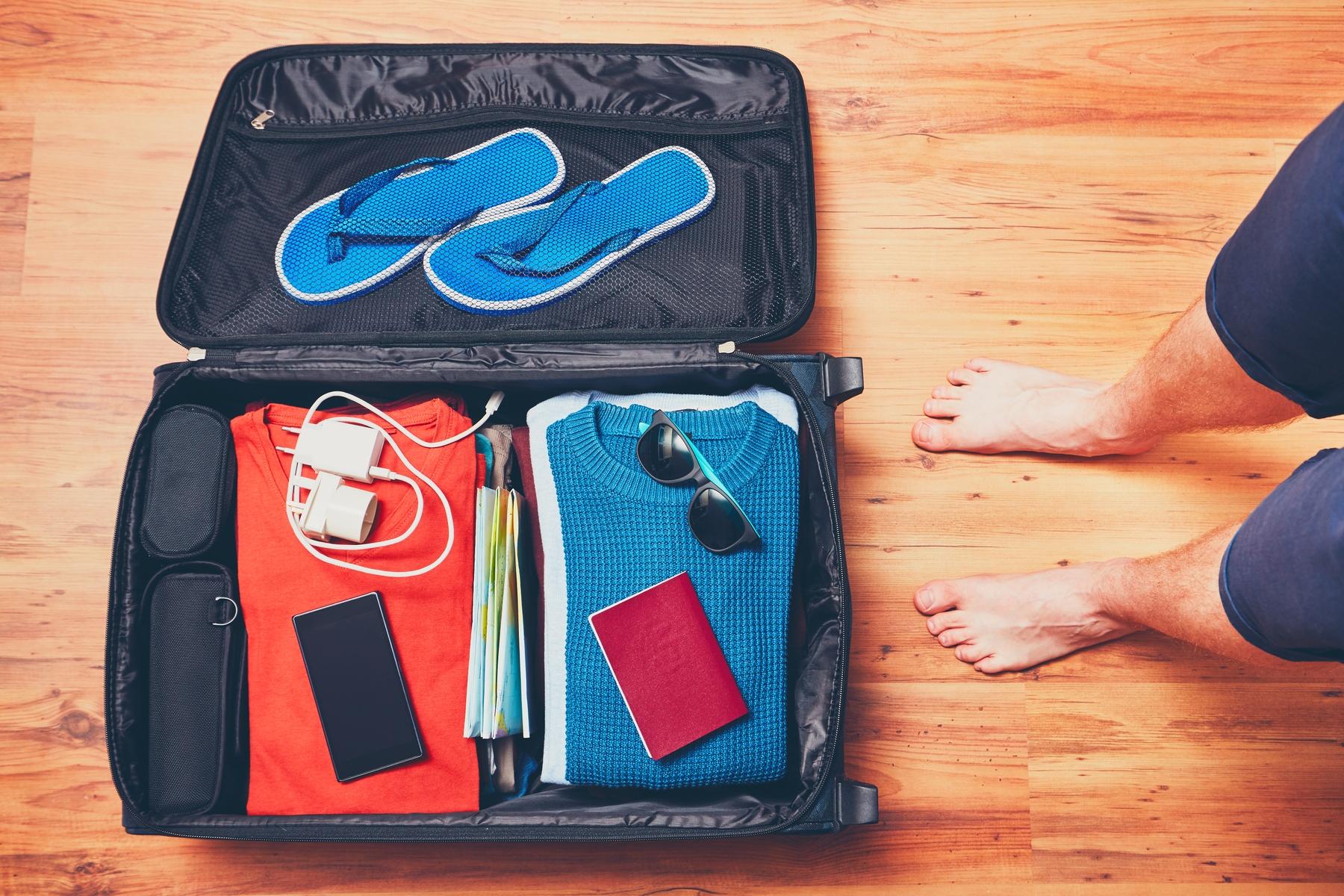objetos permitidos equipaje de mano