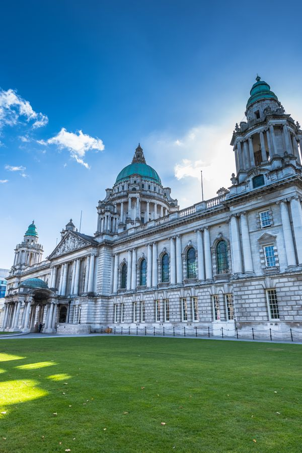 Die schönsten Städte Irlands: Belfast