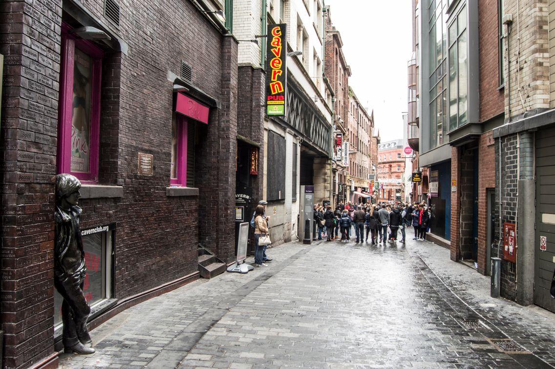 A dónde ir en Semana Santa: Liverpool