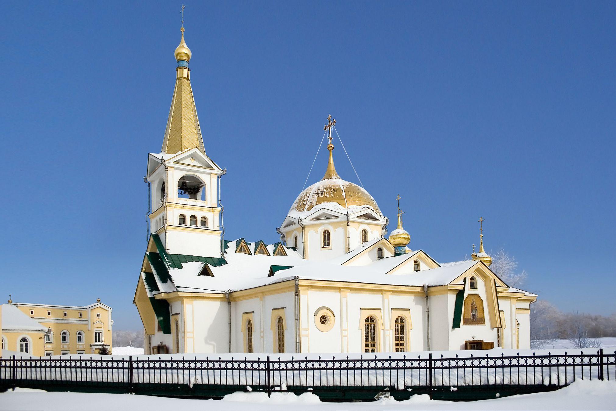 Die schönsten Städte Russlands: Nowosibirsk (Novosibirsk)