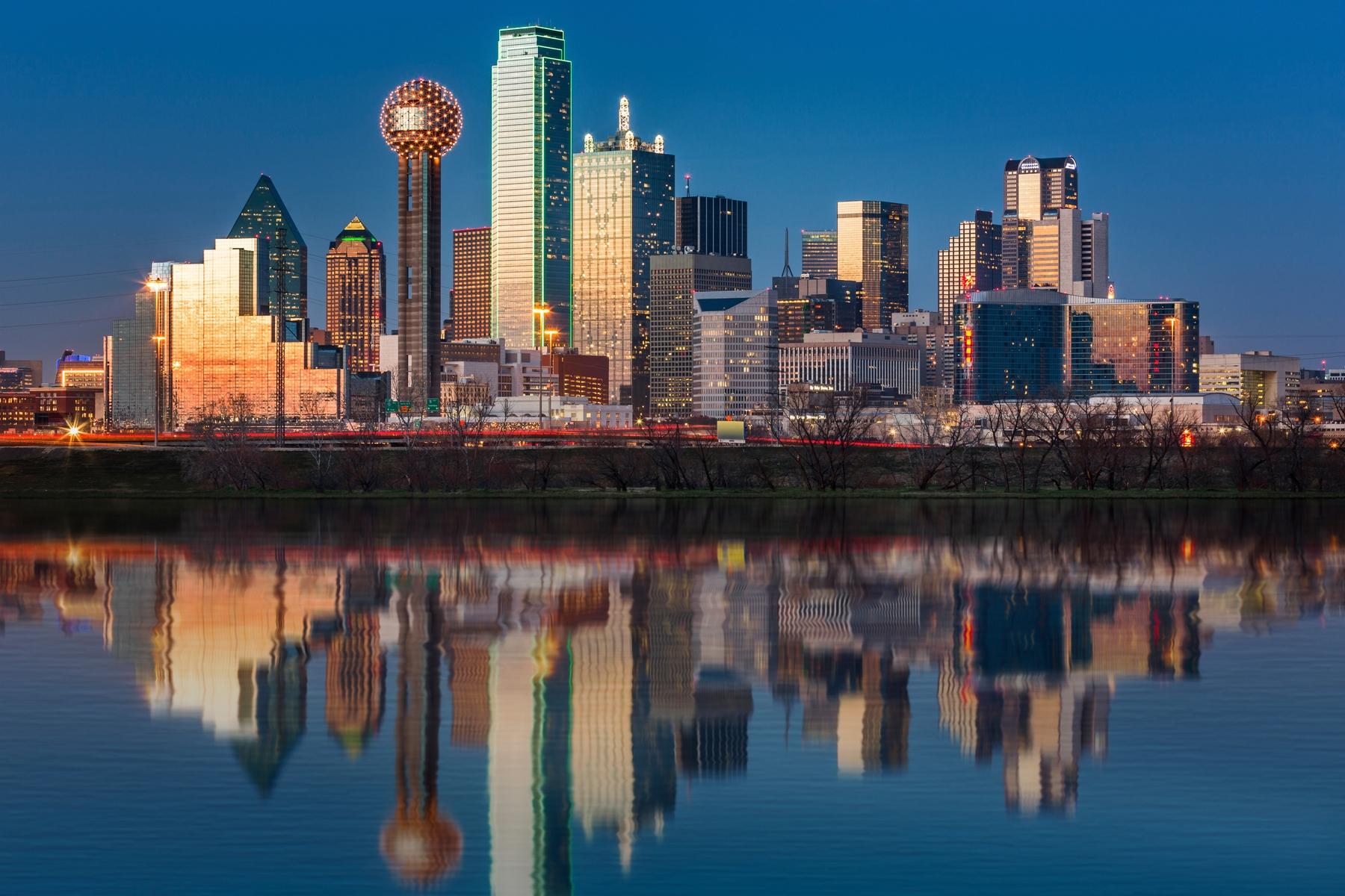 Die größten Städte der USA: Dallas, Texas