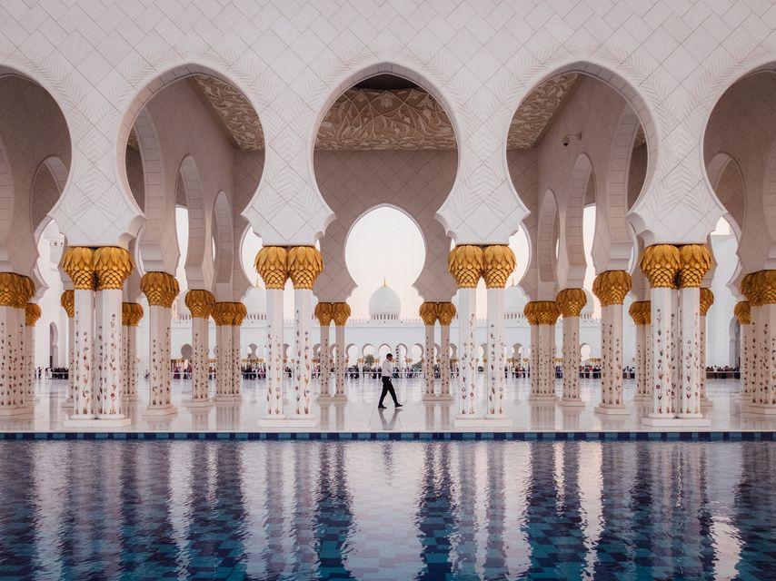 Şeyh Zayed Ulu Camii - Abu Dhabi oteli seçenekleri