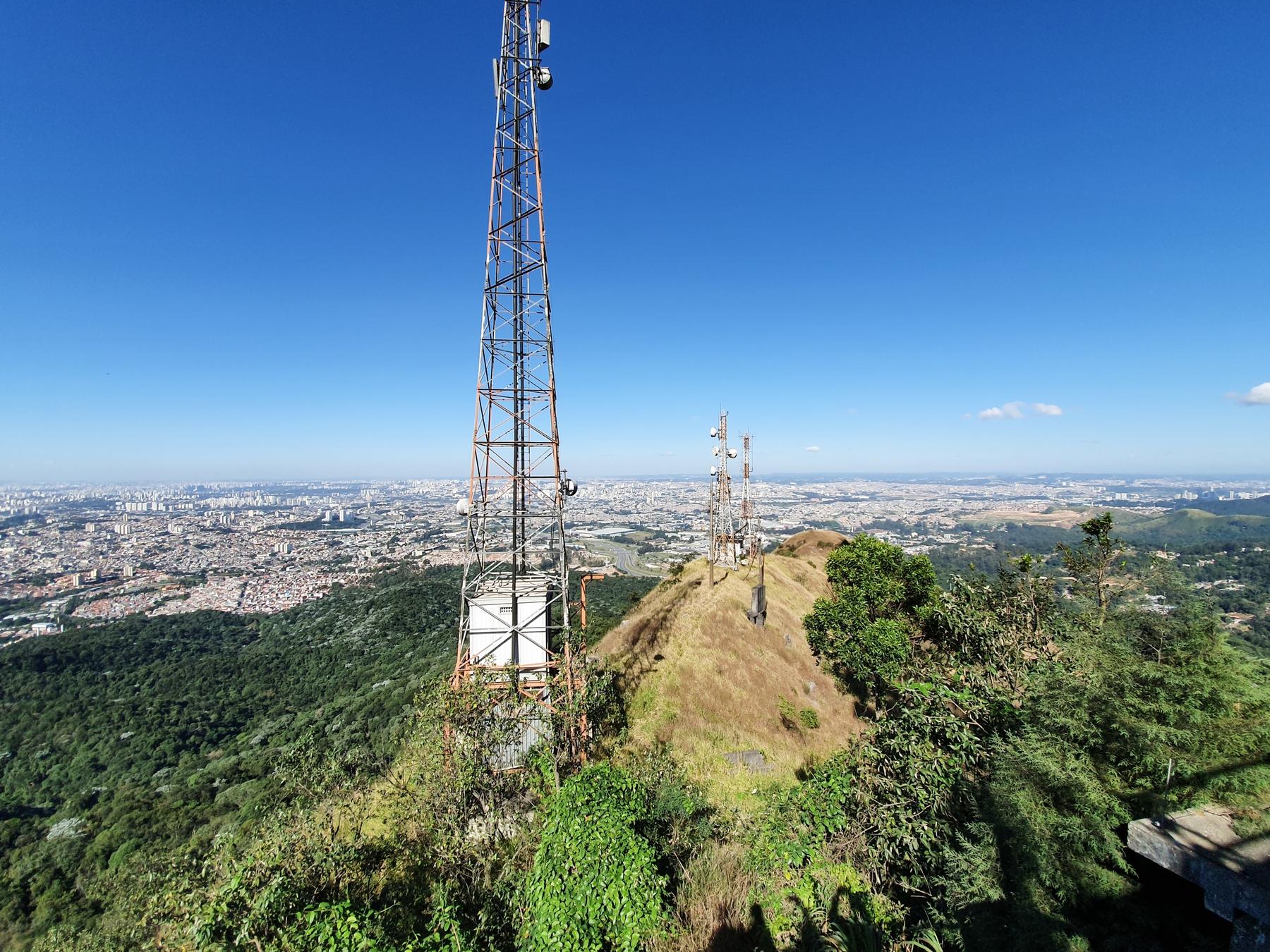 Pico do Jaraguá - Uma das coisas para fazer em São Paulo de graça