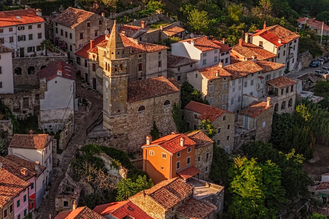 Γραφικά τοπία σε ένα ανοιξιάτικο road trip στην Ίστρια - 8 καλοί λόγοι για ένα ταξίδι στην Κροατία την άνοιξη 2020